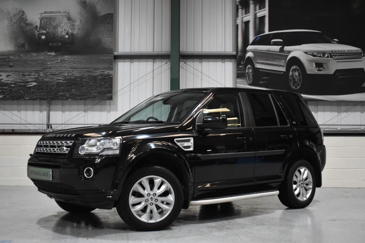 Land Rover Halifax >> 2014 (14) LAND ROVER FREELANDER 2 HSE SD4 190 AUTO – Stonelake of Halifax